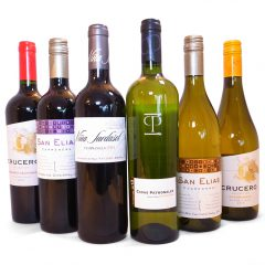 チリ・スペインワイン 6本セット