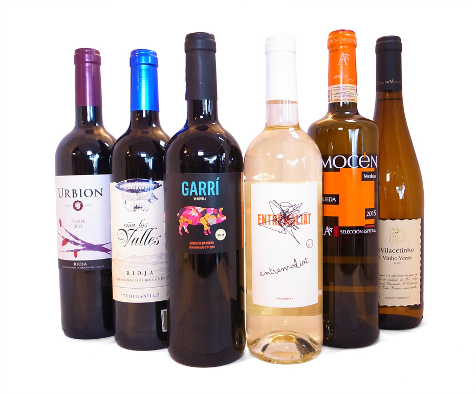 ポルトガルワインなど6本セット